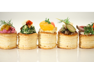 Mix it for Canapes ideen